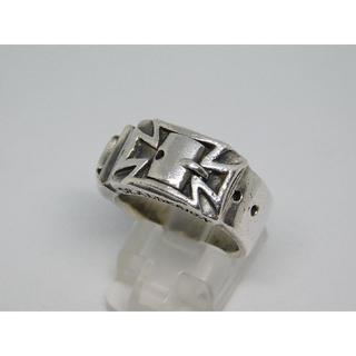 ディールデザイン(DEAL DESIGN)の15号 DEAL DESIGN ベルト クロス リング ディールデザイン(リング(指輪))