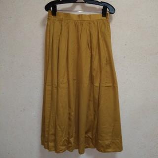 アルファキュービック(ALPHA CUBIC)のロングスカート Lサイズ(ロングスカート)