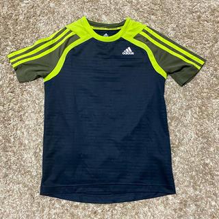 adidas - 【adidas】スポーツ着 スポーツTシャツ サッカー 140cm