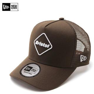 F.C.R.B. - <安価・箱発送> fcrb  NEW ERA EMBLEM MESH CAP