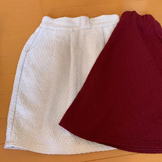 秋、冬物スカート まとめ売り