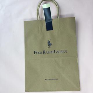 ラルフローレン(Ralph Lauren)の新品 ラルフローレン ショップ袋(ショップ袋)