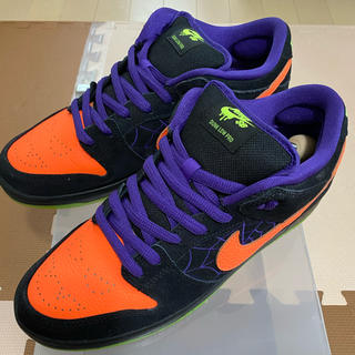 ナイキ(NIKE)のNIKE SB DUNK LOW NIGHT OF MISCHIEF29cm(スニーカー)