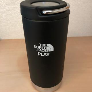 ザノースフェイス(THE NORTH FACE)のノースフェイス PLAY クリーンカンティーン 水筒 PLAY 限定 黒(タンブラー)