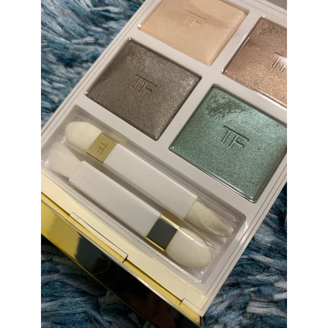 TOM FORD(トムフォード)のトムフォード TOMFORD ソレイユ アイカラークォード ソレイユエリュンヌ コスメ/美容のベースメイク/化粧品(アイシャドウ)の商品写真