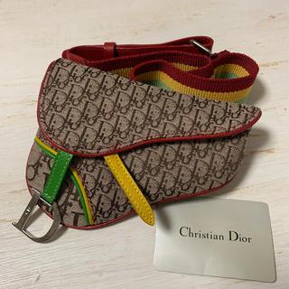 Christian Dior - Dior ミニサドルバッグ