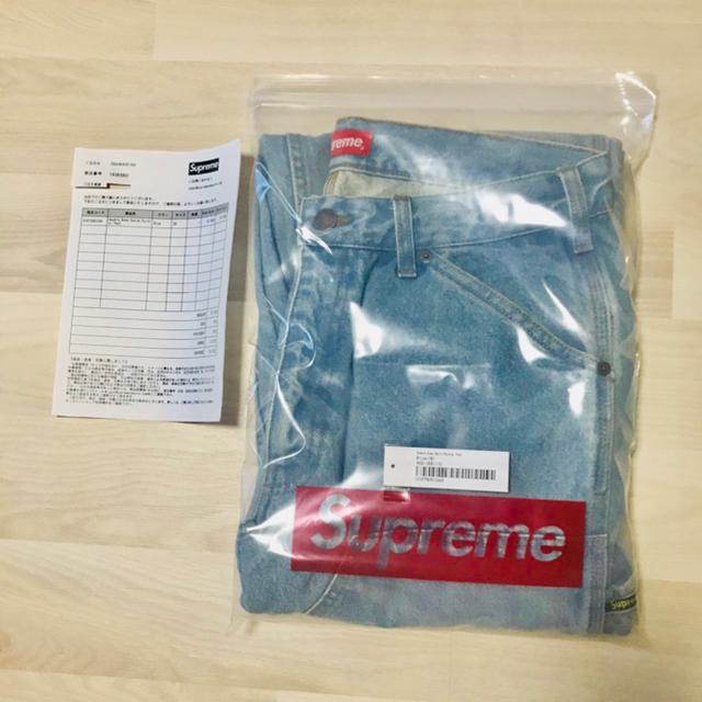 Supreme(シュプリーム)のSupreme Double Knee Denim Painter Pant メンズのパンツ(ペインターパンツ)の商品写真