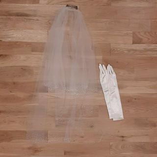 タカミ(TAKAMI)のウェディングベール グローブ タカミブライダル(ウェディングドレス)