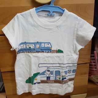 familiar - ファミリア おはなしTシャツ 100