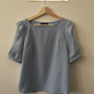 シマムラ(しまむら)の袖が可愛い♡ふんわりトップス(シャツ/ブラウス(半袖/袖なし))