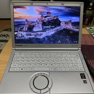 Panasonic - 美品◆Let's  cf-sx4  i5/16G/480G新品/Office
