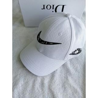 Dior - 箱付き 男女兼用 セール Nike&Dior キャップ