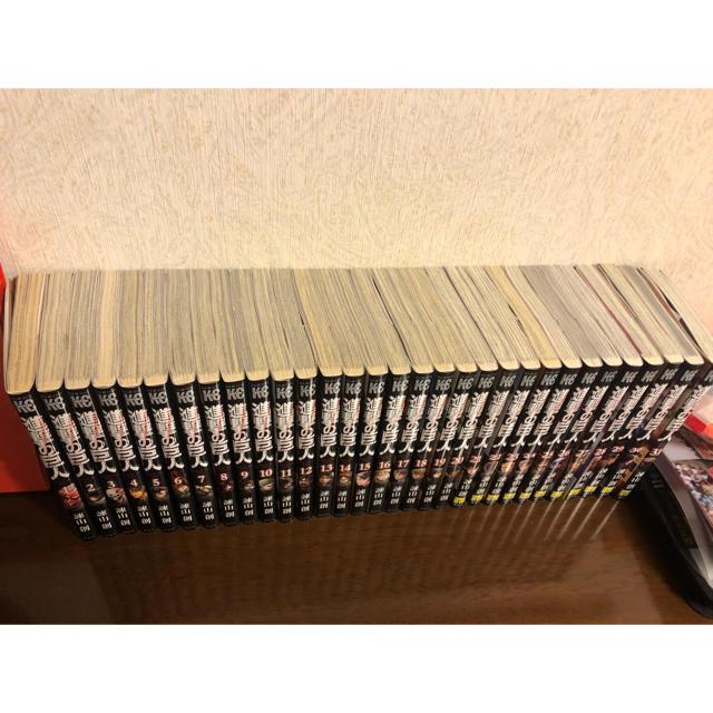 講談社(コウダンシャ)の進撃の巨人1から31巻 エンタメ/ホビーの漫画(全巻セット)の商品写真