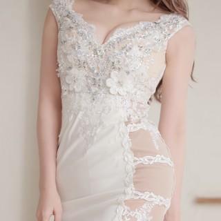 ROBE - ROBE de FLEURSドレス