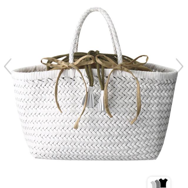DEUXIEME CLASSE(ドゥーズィエムクラス)のdragon PLAIN PEOPLE メッシュかごバッグ レディースのバッグ(トートバッグ)の商品写真