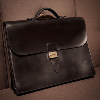 Hermes - 【お買い得】エルメス サックアデペッシュ ブリーフケース ビジネスバッグ