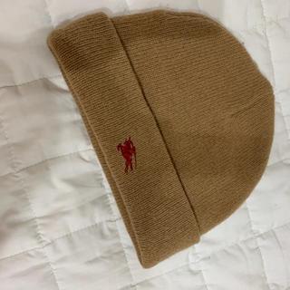 バーバリー(BURBERRY)のバーバリーニット帽子(帽子)