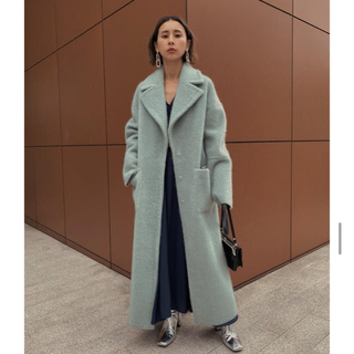 Ameri VINTAGE - アメリビンテージ BLANKET LIKE FAKE MOUTON COAT
