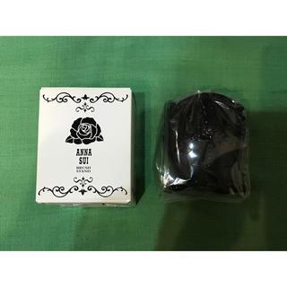 アナスイ(ANNA SUI)のアナスイ ANNA SUI ブラッシュスタンド 黒 バラ薔薇 鉛筆立て 筆立 (その他)