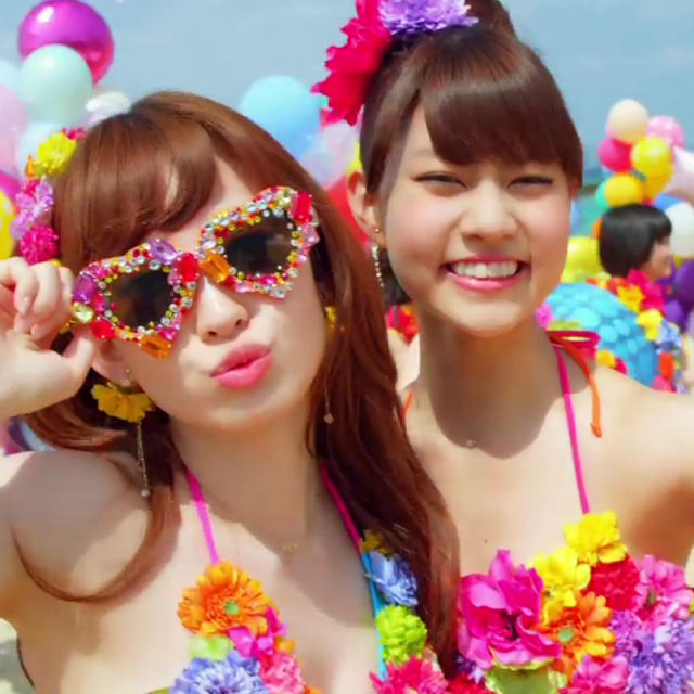 AKB48♡さよならクロール風ビキニ♡の通販 by ※|ラクマ