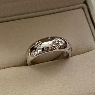 ポンテヴェキオ(PonteVecchio)のポンテヴェキオ  0.24ct ダイヤモンド リング(リング(指輪))