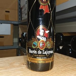 1998 バロン ドゥ ラホヤサ グラン リゼルヴァ(ワイン)