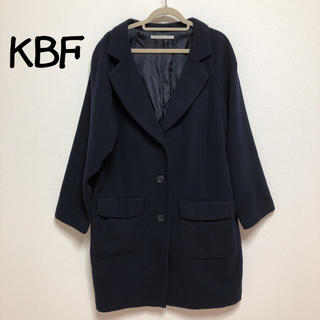 KBF - KBF チェスターコート