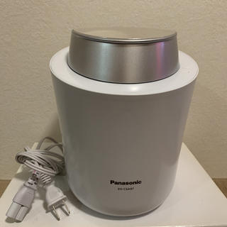 Panasonic - 美品 パナソニック スチーマー ナノケア/W温冷エステ EH-CSA97