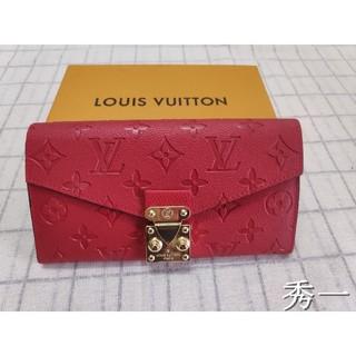 LOUIS VUITTON - /送料無料/ ルイヴィトン 長財布 折り財布 小銭入れ 人気品