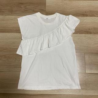 スライ(SLY)のSLY 白Tシャツ トップス(Tシャツ(半袖/袖なし))