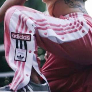 adidas - adidas adibreakピンク アディダス