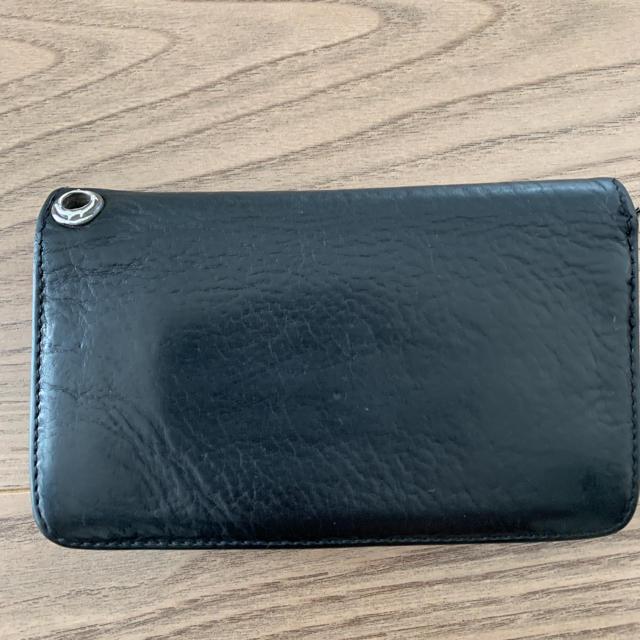 Chrome Hearts(クロムハーツ)の正規品 クロムハーツ 1ZIPウォレット メンズのファッション小物(折り財布)の商品写真