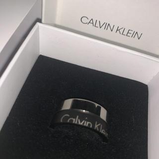 カルバンクライン(Calvin Klein)のセール 新品 カルバンクライン 指輪 (リング(指輪))