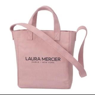 ローラメルシエ(laura mercier)のローラメルシエ トートバッグ ノベルティ ピンク(トートバッグ)