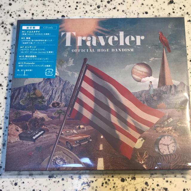 Traveler エンタメ/ホビーのCD(ポップス/ロック(邦楽))の商品写真