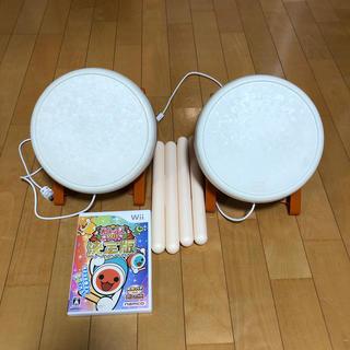 Wii - 太鼓の達人Wii 決定版 Wii タタコンセット