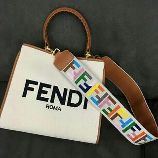 FENDI - 美品 FENDI ハンドバッグ