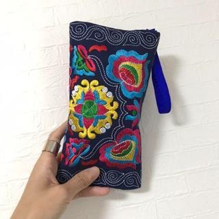 マルニ(Marni)の民族刺繍ポーチ ethnic embroidery porch(ポーチ)
