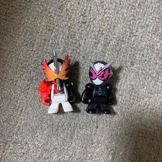 バンダイ(BANDAI)のびっくらたまご 仮面ライダー フィギュア セイバー ビルド(お風呂のおもちゃ)