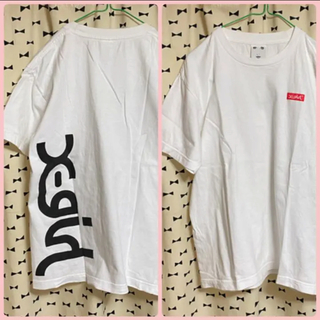 X-girl - 数回のみ  ロゴTシャツ