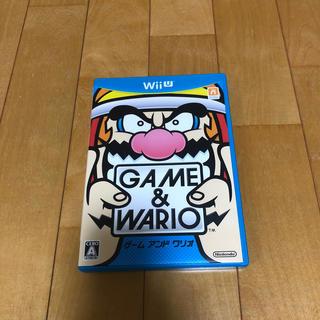Wii U - ゲーム&ワリオ Wii U