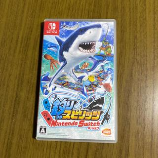 任天堂 - 任天堂Switch 釣りスピリッツ