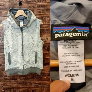 パタゴニア(patagonia)のPatagonia パタゴニア ふわふわパーカーベスト(ベスト/ジレ)