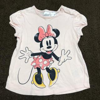 エイチアンドエム(H&M)のH&M 半袖Tシャツ ミニーマウス(Tシャツ)