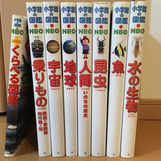 小学館 - 小学館の図鑑neo 8冊セット
