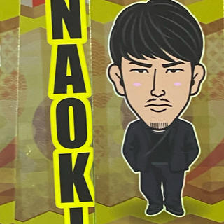 サンダイメジェイソウルブラザーズ(三代目 J Soul Brothers)のNAOKI(国内アーティスト)