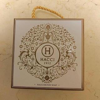 ハッチ(HACCI)のHACCI はちみつ石鹸 80g(洗顔料)