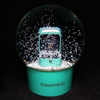 Tiffany & Co. - ★Tiffany&Co.リングスノードーム【ティファニー】限定 プレゼント 指輪