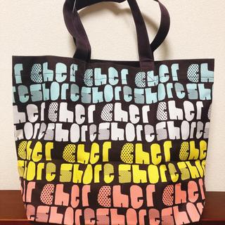 シェル(Cher)のうみ様❤︎未使用!Cher Shoreトートバッグ(トートバッグ)