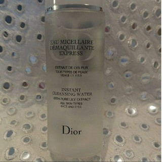 クリスチャンディオール(Christian Dior)のDior  ディオール  インスタント クレンジングウォーター(クレンジング/メイク落とし)